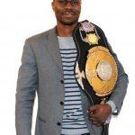 Word champion Karim Mfochivé